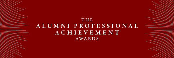 The Alumni Professional Achievement Awards