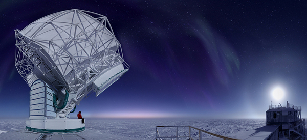 Telescope gets major upgrade