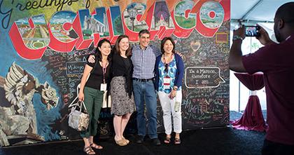 UChicago Connect: Alumni Weekend 2017