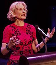 Philosopher and law professor Martha Nussbaum