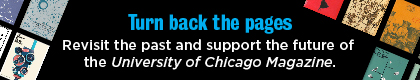 Support the University of Chicago Magazine