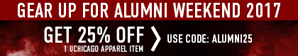 Shop UChicago Bookstore online and get free shipping on all orders
