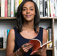 Lisa Lucas, AB'01. Photo credit: Beowulf Sheehan