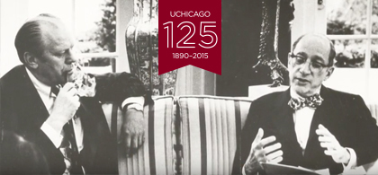 Videos of UChicago's history