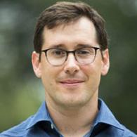 Associate professor John Novembre