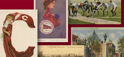 UChicago postcards
