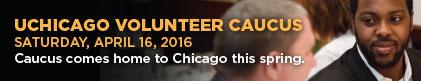 UChicago Volunteer Caucus, 04/16/16